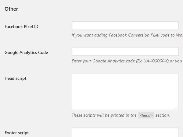 fb pixel google analytics majalahpro