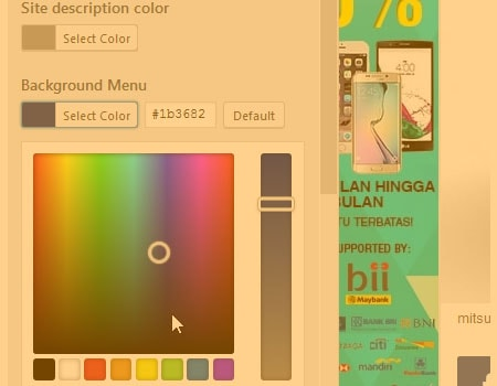 fitur unlimited color newkarma