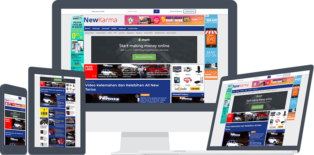 Newkarma WP Theme