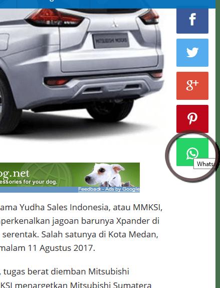 whatsapp button di majalahpro