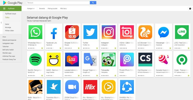google play autopost